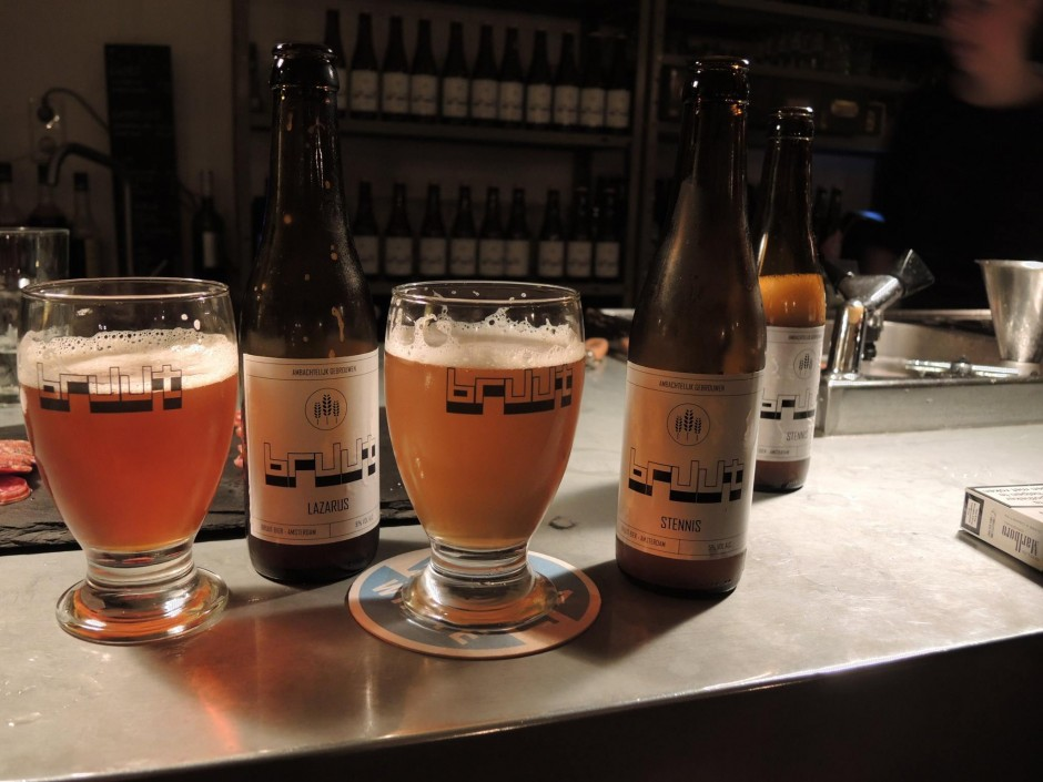 Bruut craft beer Amsterdam