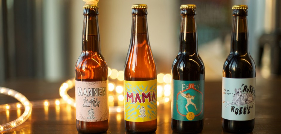craft beer brewed in Amsterdam